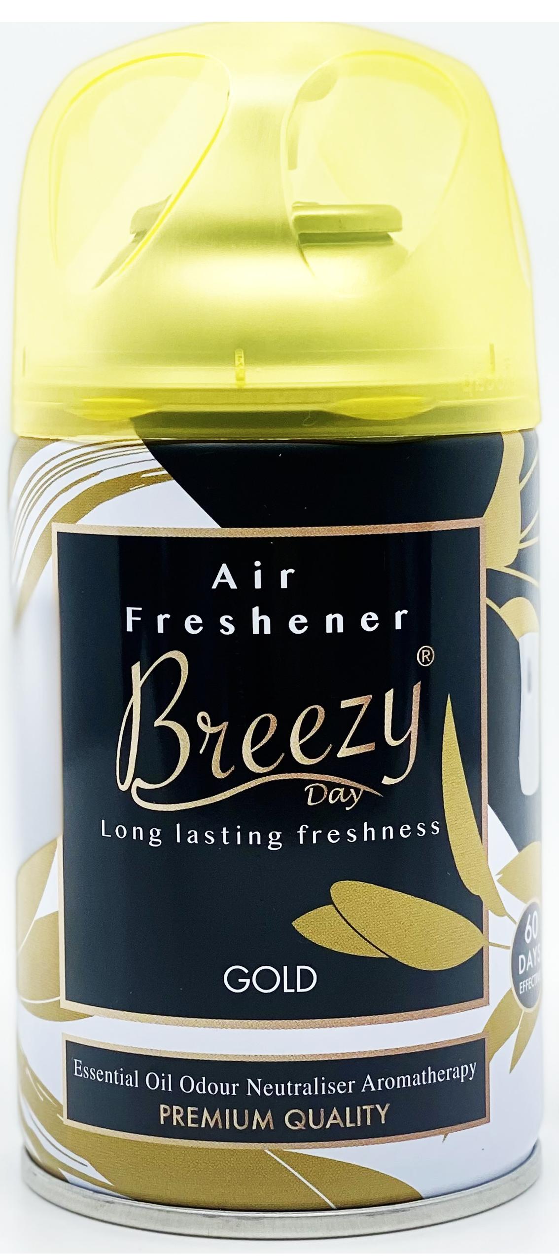 Breezy Gold