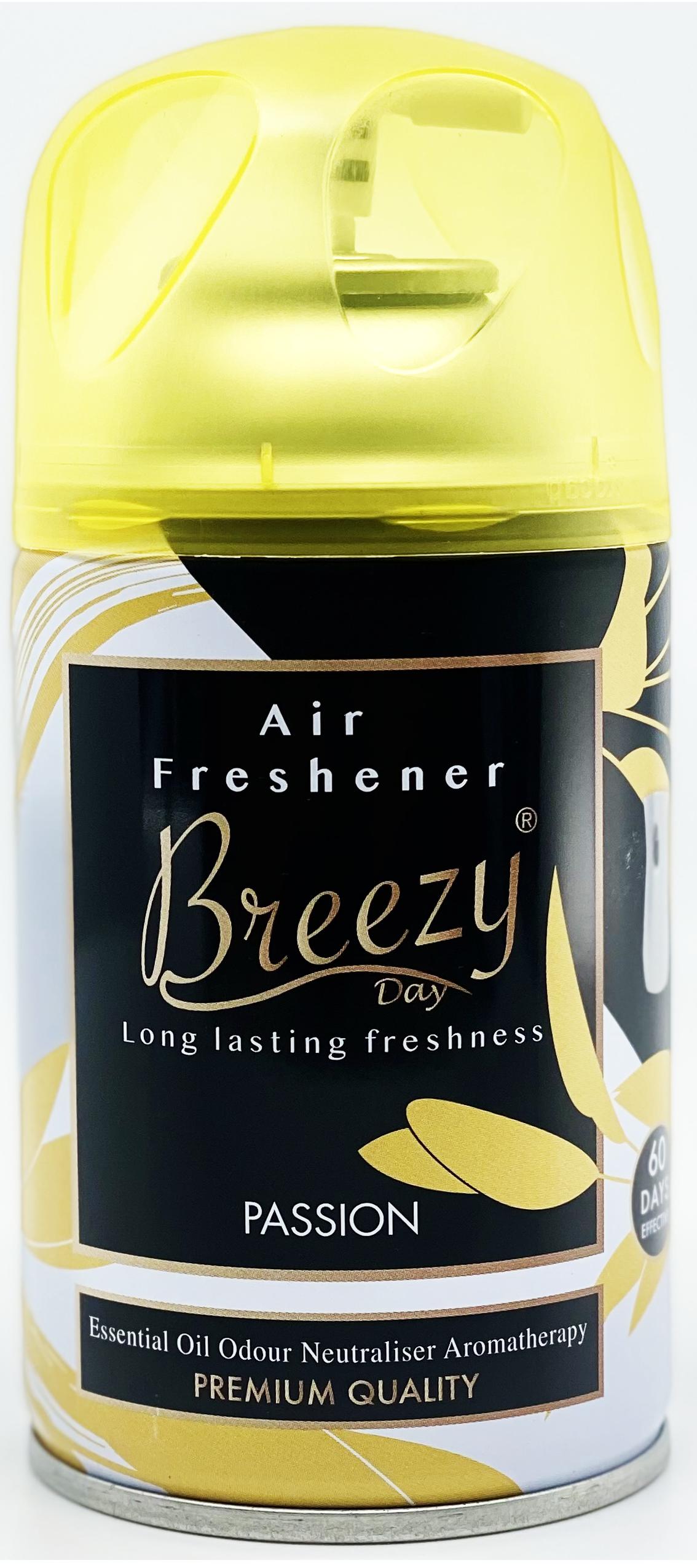Breezy Passion