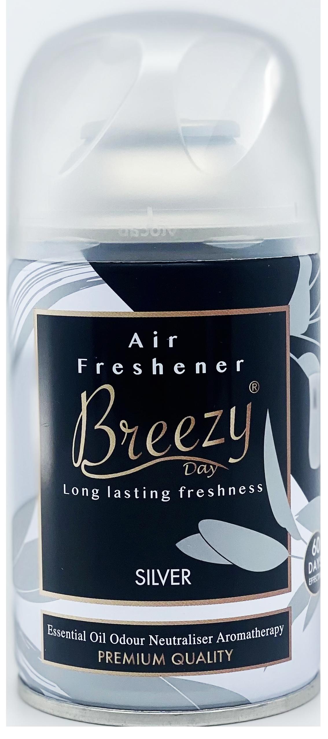 Breezy Silver